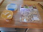 1. Pasta, Peas and Luxury Yoghurt