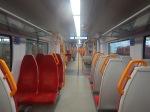 The Space In A Class 707Train