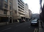 Walking From Cavendish Square To The Marylebone Lane Entrance Of Bond StreetStation