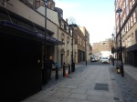 The Marylebone Lane Entrance Of Bond StreetStation