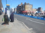 Pedestrians Get More Space In Dalston