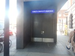 A Closed Entrance At Kings CrossStation