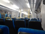 Class 150 Train Interior