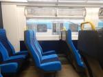 Class 150 TrainInterior