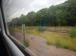 The Midland Main Line Approaching Dore & Totley Station – 13th July2020