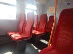 Class 456 TrainInterior
