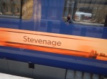Livery Detail On A HullTrain