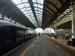 Hull Station – Platform 7 With Hull Trains's Class 802Train