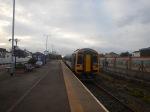 Saltburn Station – 28th October2020
