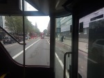 On A 73 Bus To Tottenham CourtRoad