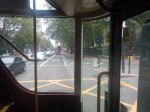 On A 73 Bus To Tottenham Court Road