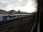 Parallel Trains At FinsburyPark