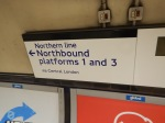 Kennington Station – Between Platforms 4/2 and 3/1