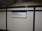 Kennington Station – Between Platforms 4/2 and3/1