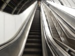 Arriving On The DLR At BankStation