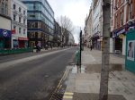 Walking Between Oxford Circus And Tottenham Court Road Stations – 19th February2021