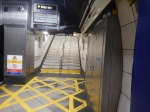 Stairs To The Southbound Northern Line Platform At BankStation