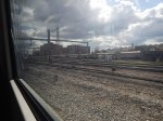 Brent Cross West Station – 12th April2021