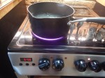 1. Set The Oven To 180 Degs C And Boil A Pan Of Lightly-SaltedWater