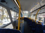 Between Chingford And St. James Street Stations In An Electric Bus
