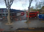 Between Chingford And St. James Street Stations In An ElectricBus