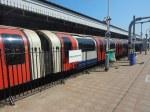 Ealing Broadway Station – Central LineAlongside!