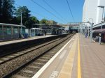 Ealing Broadway Station – Looking Back From The London End Of Platform4