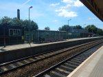 The New Platform 8 At Cardiff CentralStation